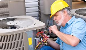 brandon florida air repair conditioner service man
